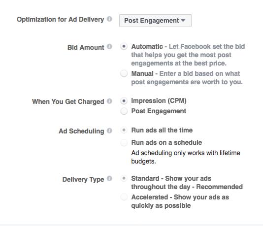 ad facebook