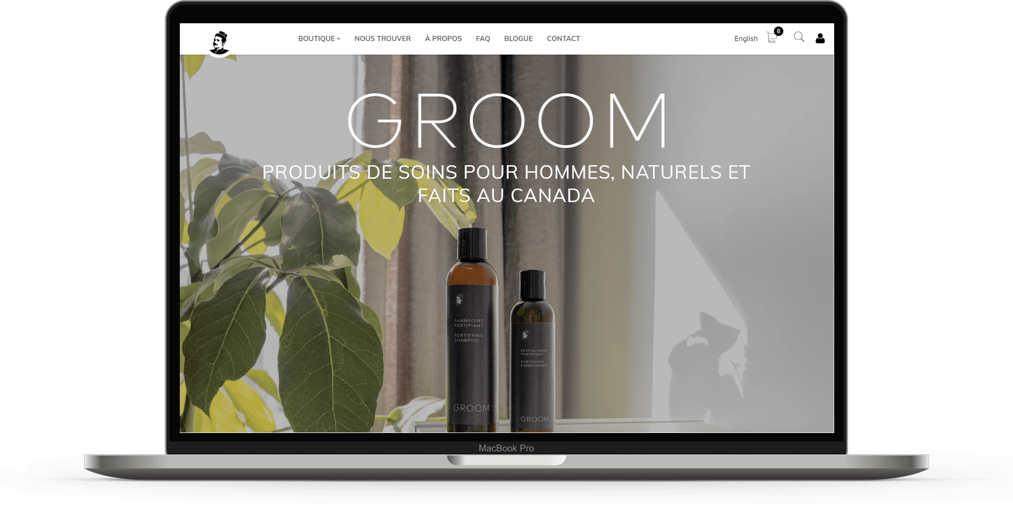 industrie groom ordinateur