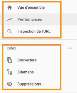 outils performances et index